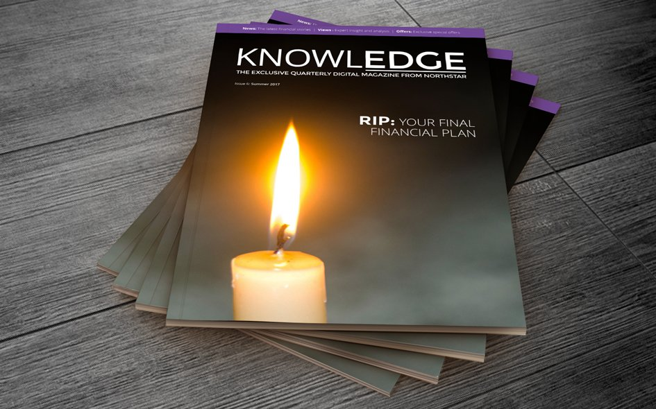 KnowlEDGE Summer 2017 Cover