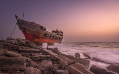 How to Avoid Your Pension Becoming Shipwrecked