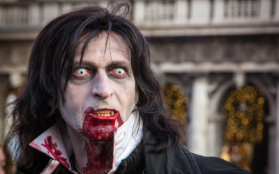 Beware the 'Vampire Economy' and Other Financial Frights