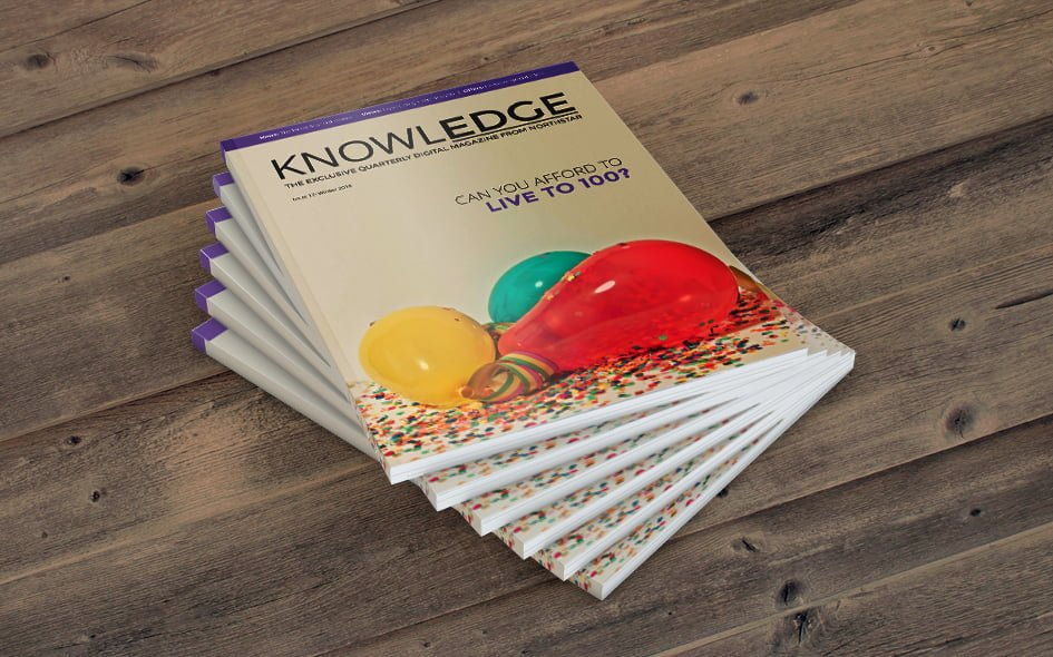 KnowlEDGEl Magazine Winter 2018 Cover
