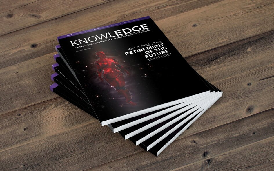 KnowlEDGE Magazine Summer 2019 Cover