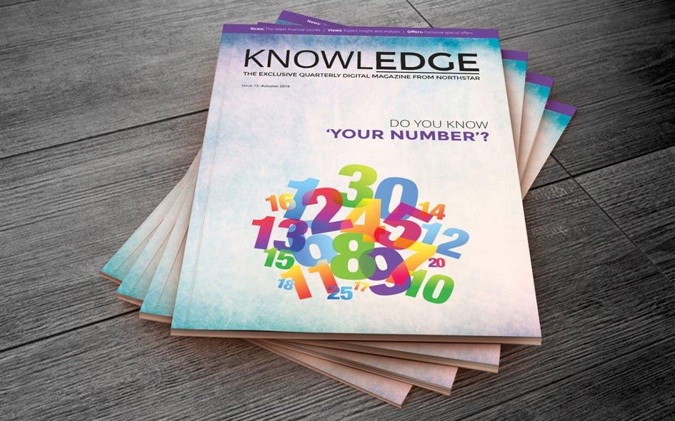KnowlEDGE Magazine Autumn 2019 Cover