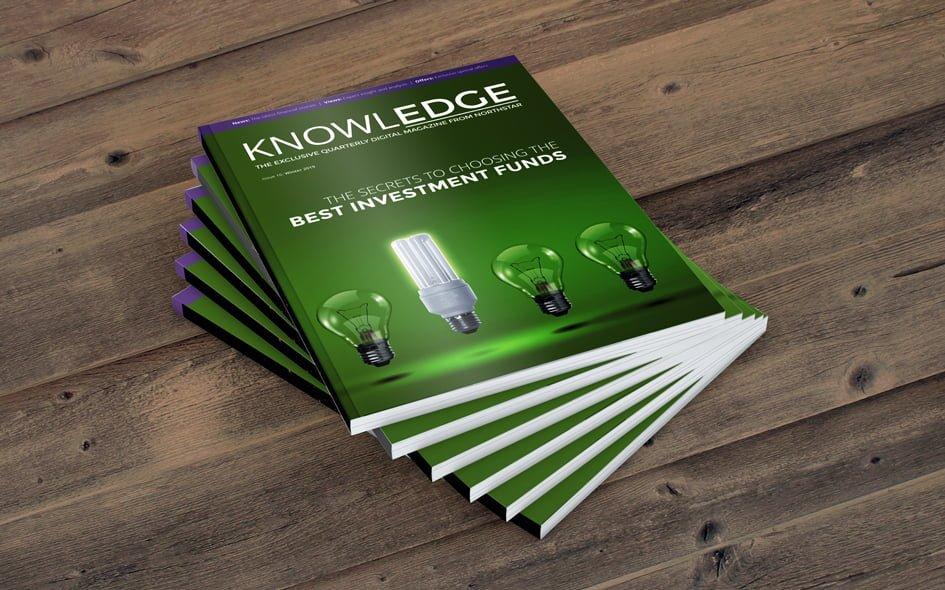 KnowlEDGE Magazine Winter Cover