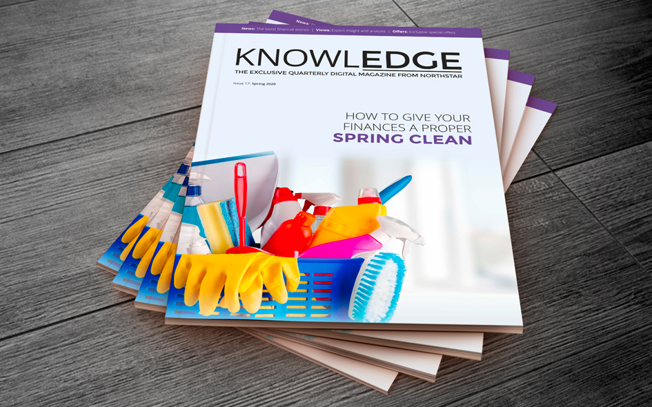 KnowlEDGE Magazine Spring 2020 Cover