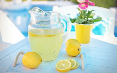 The Lemonade Principle: Making Good Use of Your Lockdown Time