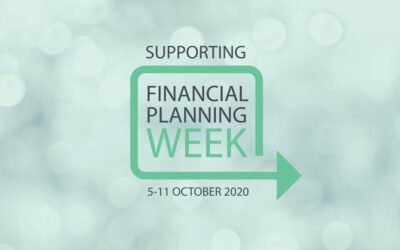 Get Ready For Financial Planning Week 2020
