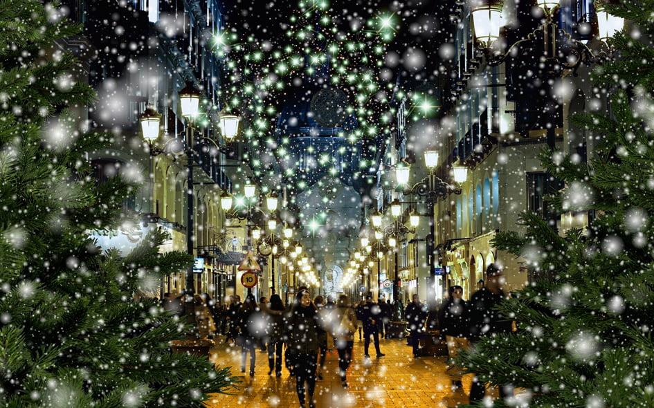 Christmassnow