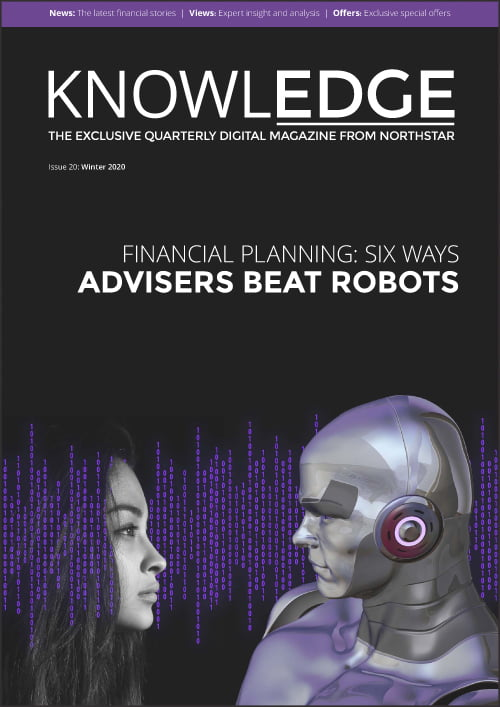 KnowlEDGE Magazine Winter Thumbnail