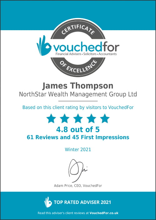 vouchedfor certificate of excellence winter thumbnail