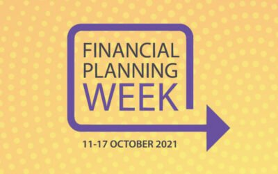We're Supporting Financial Planning Week 2021